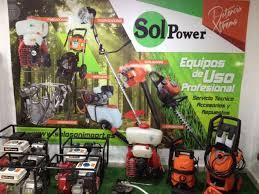 Llegaron Equipos Solpower con Garantía de Fábrica